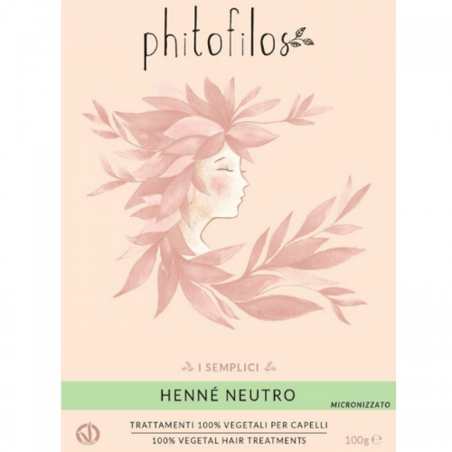 Henné Neutre - Phitofilos - MA PLANETE BEAUTE