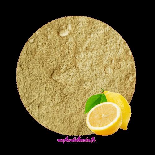 Poudre d'Ecorce de Citron - MA PLANETE BEAUTE