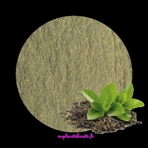 Thé vert (poudre) - Ma Planète Beauté