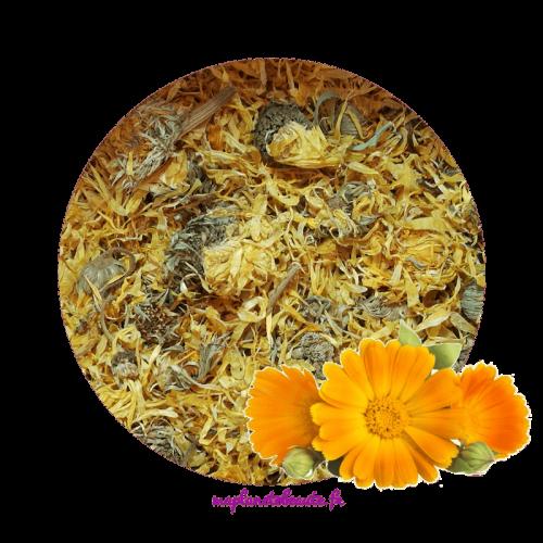 Fleurs de Souci (Calendula) - MA PLANETE BEAUTE