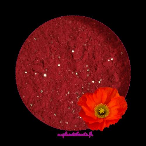 Aker Fassi (Fleurs de coquelicot) - MA PLANETE BEAUTE