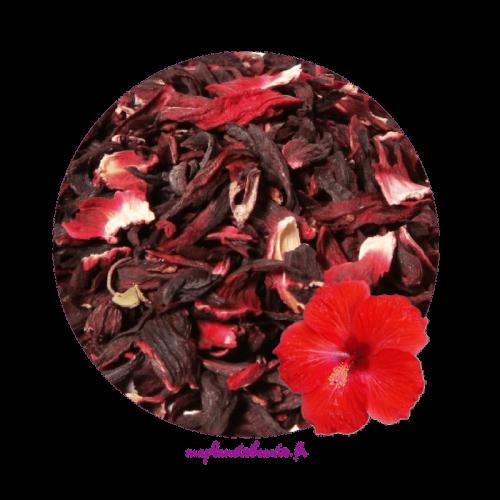 Fleurs d'Hibiscus Bio - Ma Planète Beauté