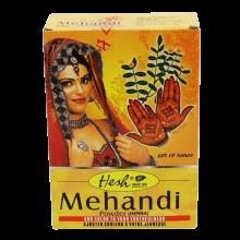 Mehandi Poudre BAQ (Henné du Rajasthan) - Hesh