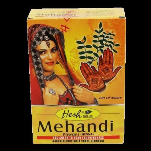 Poudre de Mehandi - Hesh - MA PLANETE BEAUTE