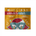 Wondermask - Soin Anti-âge Vegan 2 étapes - La Saponaria