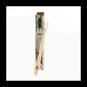 Brosse à Dents Bambou - Savonnerie Aubergine - MA PLANETE BEAUTE
