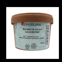 Beurre Végétal de Cacao Bio En Pastilles - Bioflore