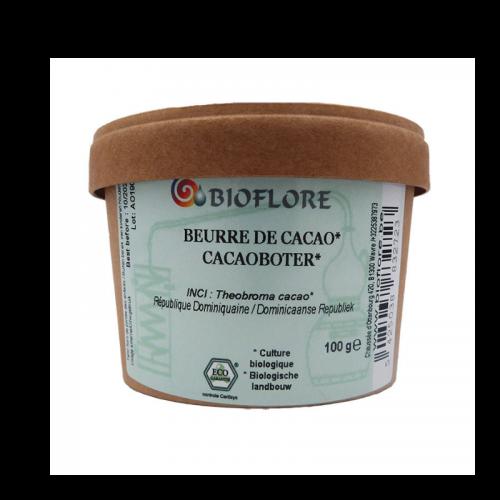 Beurre Végétal de Cacao Bio - Ma Planète Beauté