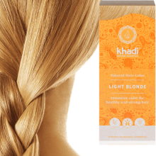 Khadi® Coloration Blond Clair (Light Blonde)