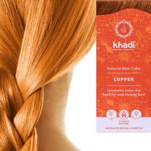 Khadi® Coloration Cuivre - MA PLANETE BEAUTE