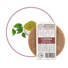 Shampoing Solide Bio Henné Neutre (Protecteur) - Codina