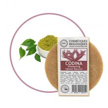 Shampoing Solide Bio Henné Naturel - Codina