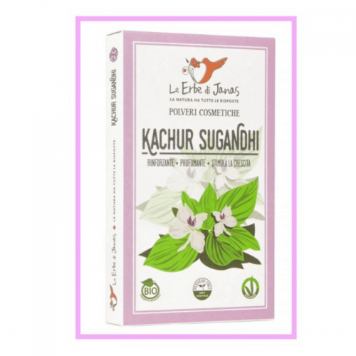 Kachur Sugandhi BIO - Le Erbe di Janas - MA PLANETE BEAUTE