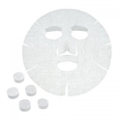 Masque de Coton Compressé ( sheet-mask) - MA PLANETE BEAUTE