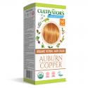 """Coloration Végétale Biologique """"Auburn Copper"""" (Cuivré Doré) - Cultivator's Colors From Nature"""
