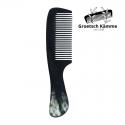 Peigne en Corne à Manche - Martin Groetsch - Cheveux Fins à Normaux