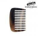 Peigne Africain Corne - Martin Groetsch - Cheveux Bouclés, Epais, Crépus