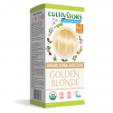 "Coloration Végétale Biologique ""Golden Blonde"" (Blond Doré) - Cultivator's Colors From Nature"
