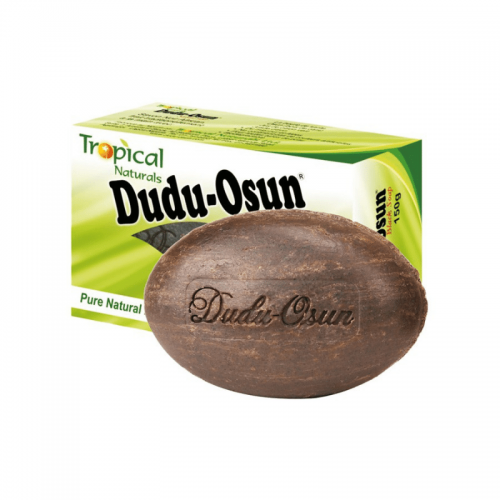 Savon Noir Dudu Osun Tropicals Naturals - MA PLANETE BEAUTE