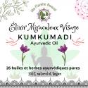 Kumkumadi Tailam - Ayurvedic Oil - BIO | Élixir Miraculeux Visage - EXCLUSIVITÉ MA PLANÈTE BEAUTÉ
