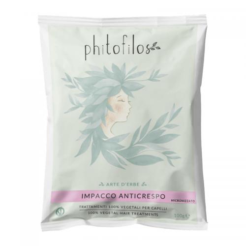 Masque Capillaire Anti-Frisottis (Impacco Anticrespo) - Phitofilos - MA PLANETE BEAUTE