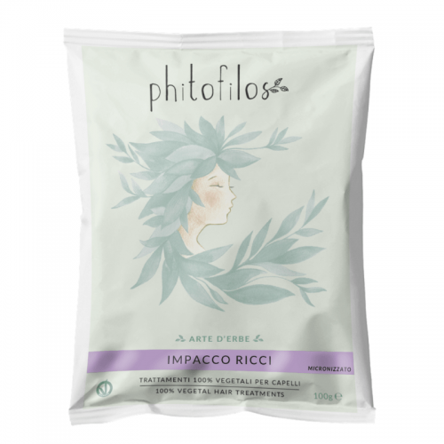Masque pour Cheveux Bouclés (Impacco Ricci) - Phitofilos - MA PLANETE BEAUTE