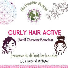 Curly Active Hair (Actif Cheveux Bouclés) - MA PLANÈTE BEAUTÉ