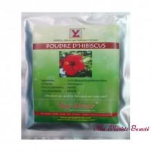 Poudre d'Hibiscus d'Inde 100gr.