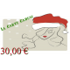 La Carte Cadeau Noel de 30€