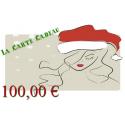 La Carte Cadeau Noel Ma Planète Beauté de 100€