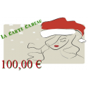 La Carte Cadeau Noel de 100€