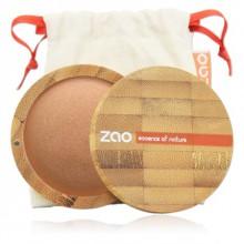 Terre Cuite Minérale Cuivré Doré 341 - Zao Makeup
