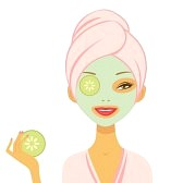 soin de la peau ap / Droit d'auteur: <a href='http://fr.123rf.com/profile_olillia'>olillia / 123RF Banque d'images</a>