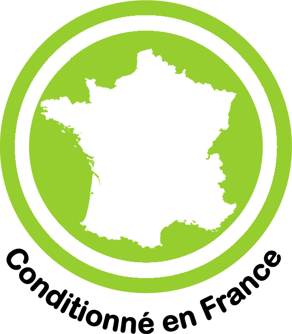 Conditionné en France