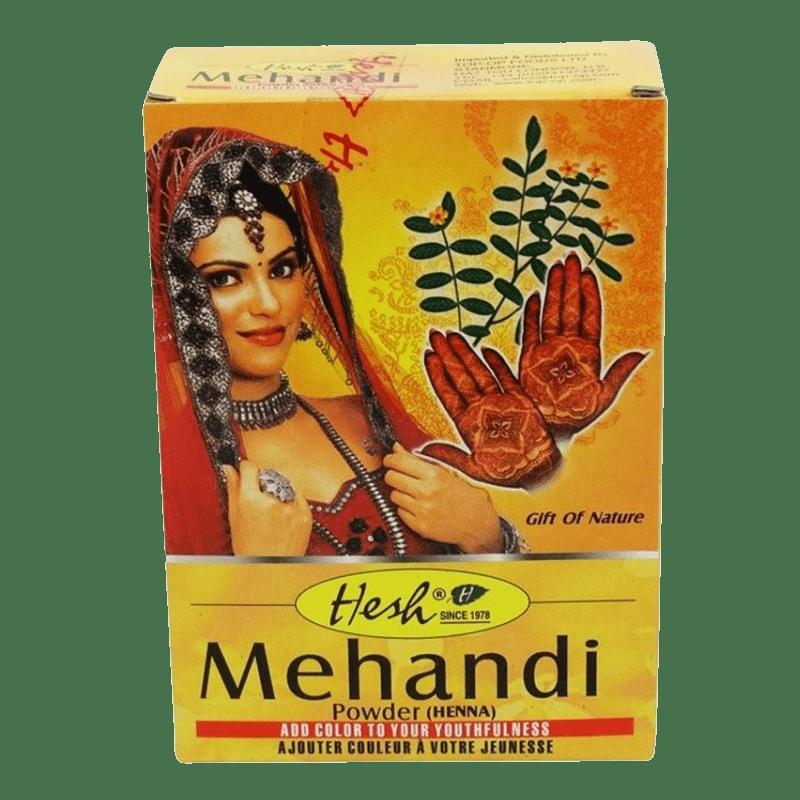 Bibliopoudre : Mehandi Hesh | MA PLANETE BEAUTE
