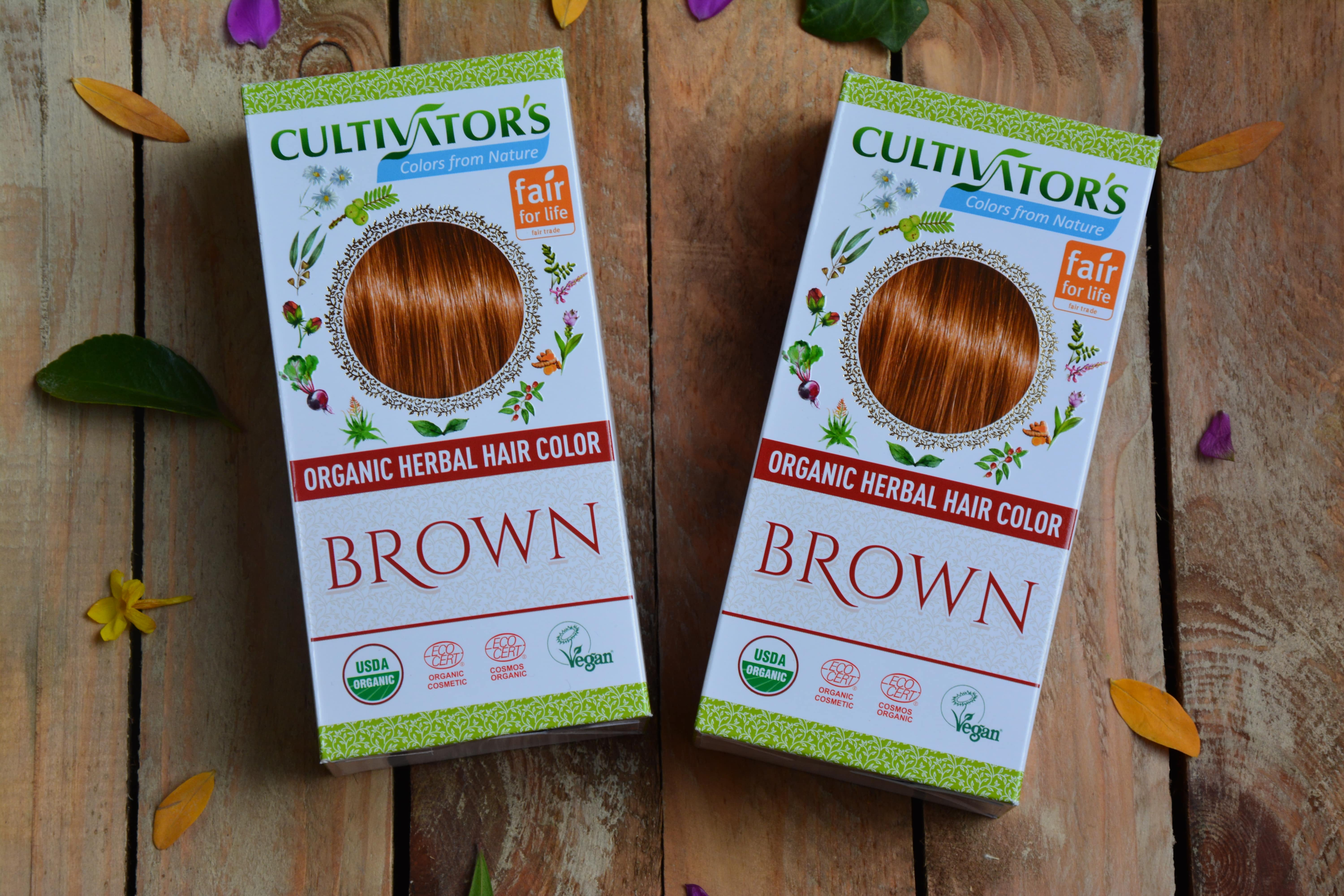 Coloration Brown - Cultivator's India - MA PLANETE BEAUTE