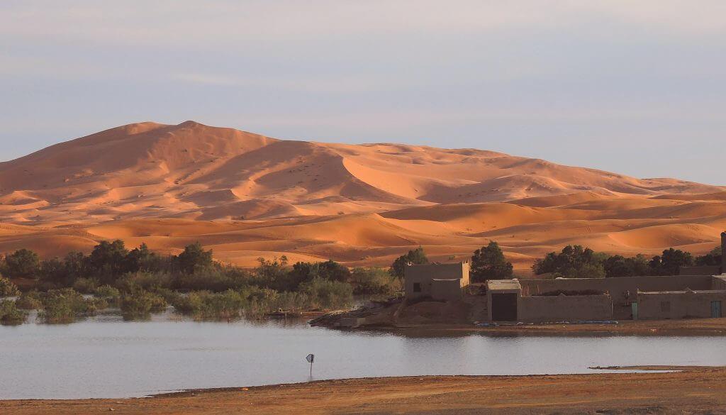 Désert Marocain - MA PLANETE BEAUTE