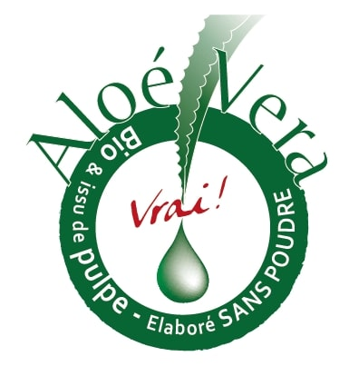 Label Vrai Aloe Vera