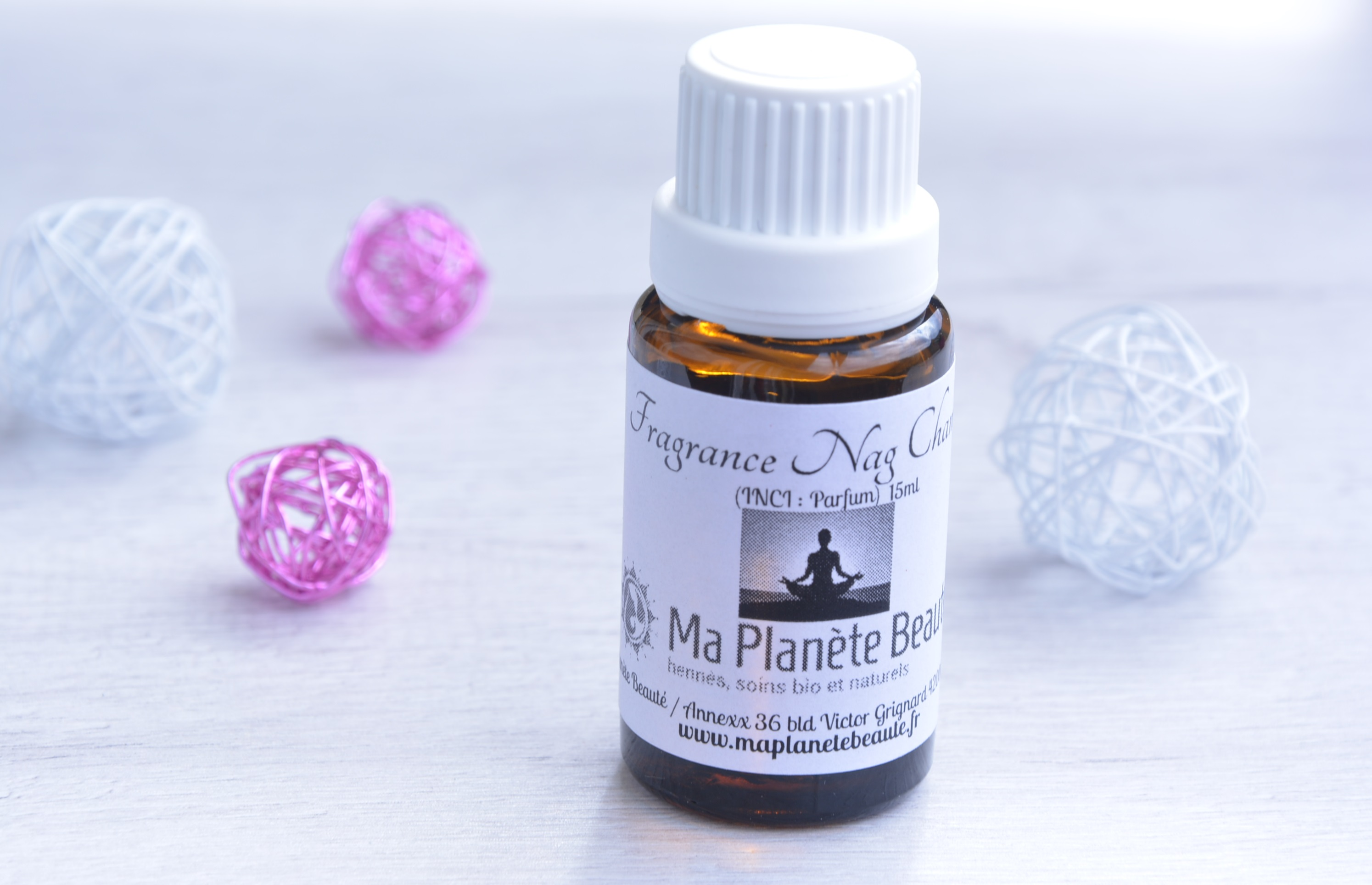 Fragrance Nag Champa - MA PLANETE BEAUTE