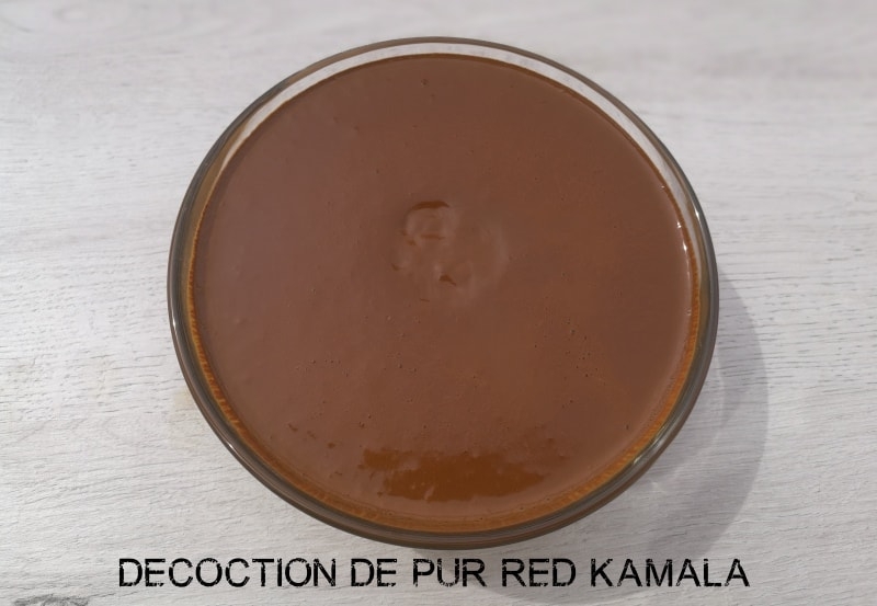 Décoction de pur red kamala - MA PLANETE BEAUTE