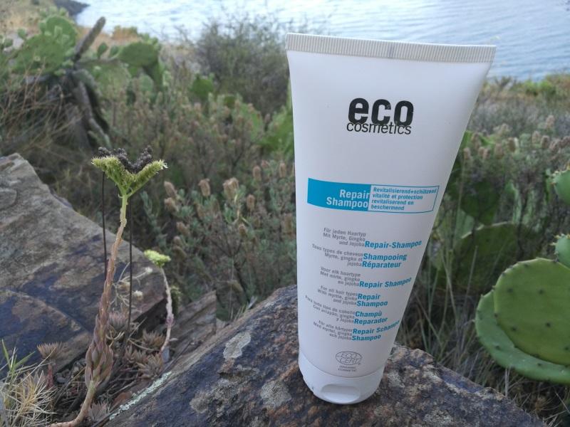 Shampoing Réparateur Jojoba Ecocosmetics - MA PLANETE BEAUTE