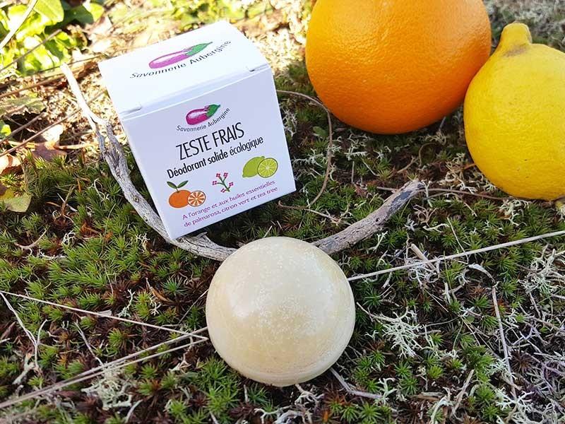 déodorant solide savonnerie aubergine