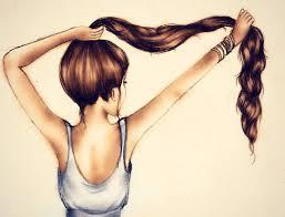 du henne dans les cheveux