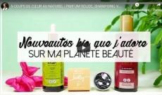 5 COUPS DE CŒUR AU NATUREL | PARFUM SOLIDE, SHAMPOING VOLUME et plus encore !