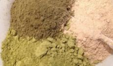 Test du henné du Rajasthan et de la poudre de Katam