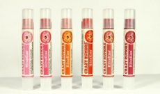 Test des baumes à lèvres teintés Crazy Rumors !
