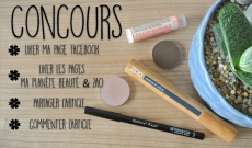 Maquillage 100% naturel avec Zao, Benecos et Crazy Rumors !