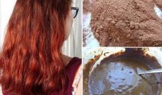 La poudre de Manjishta : du feu dans tes cheveux par Ginger power !