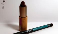 Une jolie bouche avec Zao par Mélibionature !