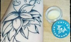 Tattoo Aftercare un soin VEGAN et NATUREL